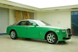 Electric Luxury Rolls-Royce Battery Powered Cars