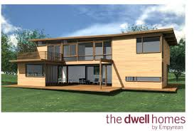 Dwell Prefab Home Collection Announced