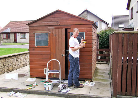 How to Treat Your Shed to Beat the Winter