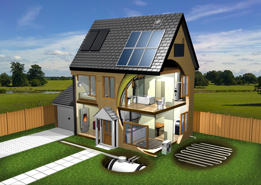 Energy efficient home improvements eco talk for Green energy efficient homes